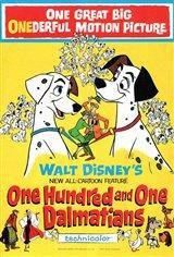 101 Dalmatians Movie Poster Movie Poster