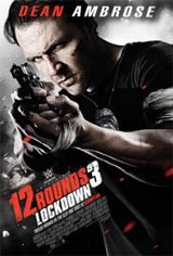 12 Rounds 3: Lockdown Movie Poster