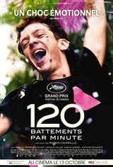 120 battements par minute Affiche de film