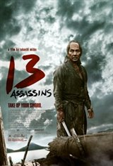 13 Assassins Movie Poster
