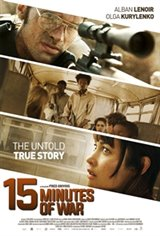 15 Minutes of War Movie Poster