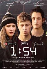 1:54 Affiche de film