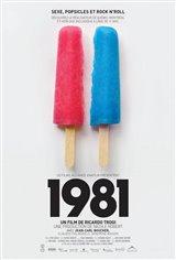 1981 Movie Poster
