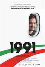 1991 (v.o.f.) Affiche de film