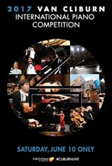 2017 Cliburn Competition LIVE in Cinemas Movie Poster