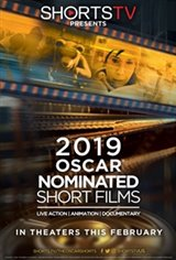 2019 Oscar Nominated Shorts - Live Action Affiche de film