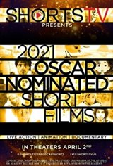 2021 Oscar Nominated Short Films: Live Action Movie Poster