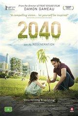 2040 Affiche de film