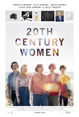 20th Century Women Affiche de film