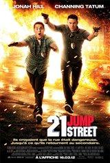 21 Jump Street (v.f.) Movie Poster