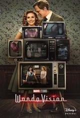 21+ Live Trivia Night - WandaVision Large Poster