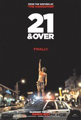 21 & Over Movie Poster