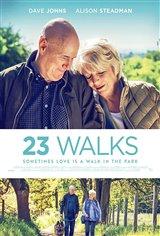 23 Walks Movie Poster