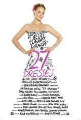 27 robes Affiche de film