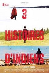3 histoires d'Indiens Movie Poster
