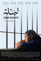 3000 Nights Movie Poster