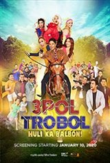 3Pol Trouble Huli Ka Balbon Large Poster