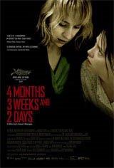 4 Months, 3 Weeks & 2 Days Movie Poster