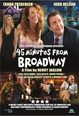 45 Minutes from Broadway Movie Poster Movie Poster
