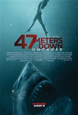 47 Meters Down: Uncaged Affiche de film
