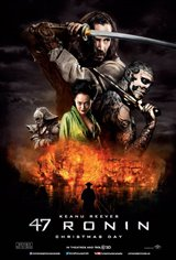 47 Ronin 3D Movie Poster