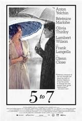 5 to 7 Movie Poster Movie Poster