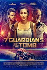 7 Guardians of the Tomb Large Poster