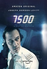 7500 (Amazon Prime Video) Movie Poster