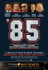 '85: The Greatest Team in Football History