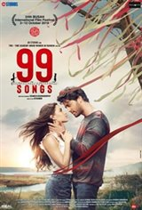 99 Songs (Tamil) Large Poster