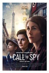 A Call to Spy Movie Poster Movie Poster