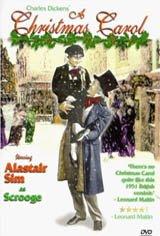 A Christmas Carol (1951) Movie Poster