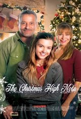 A Christmas High Note Large Poster