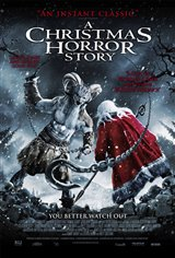 A Christmas Horror Story Movie Poster Movie Poster
