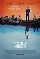 A Crooked Somebody Large Poster
