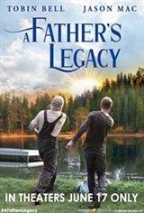 A Father's Legacy Affiche de film