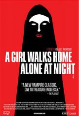 A Girl Walks Home Alone at Night (v.o. perse, s.-t.a.) Affiche de film