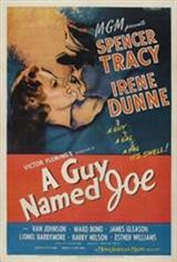 A Guy Named Joe Movie Poster