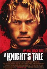 A Knight's Tale Movie Poster