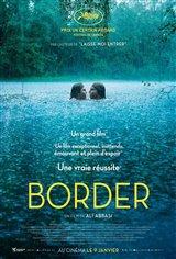 À la frontière Affiche de film