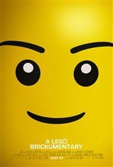 A LEGO Brickumentary Large Poster