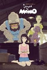 A Letter to Momo Movie Poster