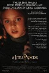 A Little Princess Movie Poster