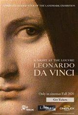A Night at the Louvre: Leonardo da Vinci Affiche de film