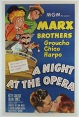 A Night at the Opera Movie Poster Movie Poster