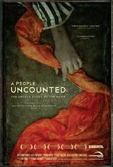 A People Uncounted: The Untold Story of the Roma Movie Poster