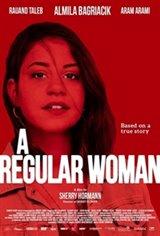 A Regular Woman (Nur eine Frau) Affiche de film