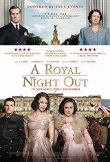 A Royal Night Out (v.o.a.) Affiche de film