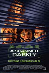 A Scanner Darkly Movie Poster Movie Poster