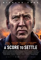 A Score to Settle Large Poster